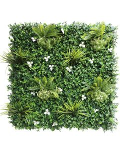 Traditional Artificial Plant Living Wall Panels