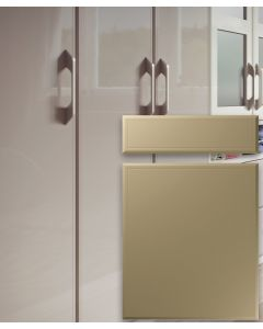 Made to Measure Gloss Doors - Turin