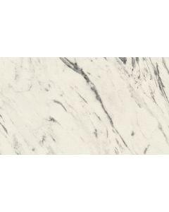 White Carrara Marble Egger 16mm Square Edge Worktop