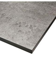Woodstone Grey Zenith Compact Laminate Worktop 1500mm x 650mm