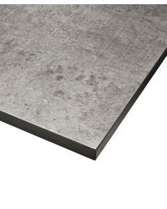 Woodstone Grey Zenith Laminate Upstand 3060mm x 95mm 12.5mm