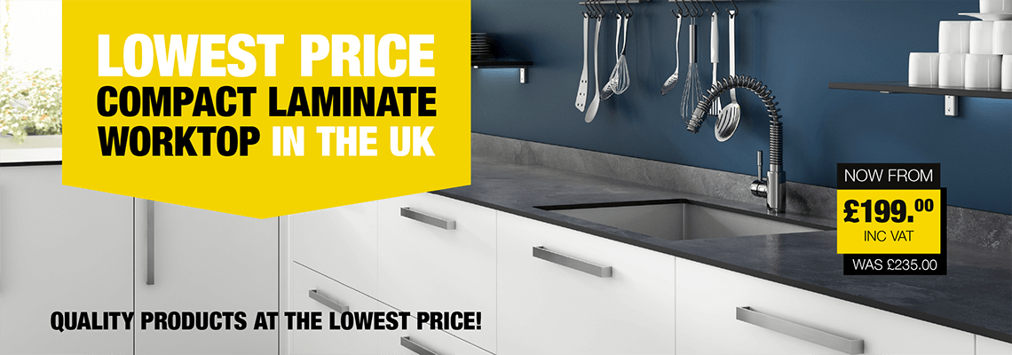 Lowest Price Compact Laminate Worktop