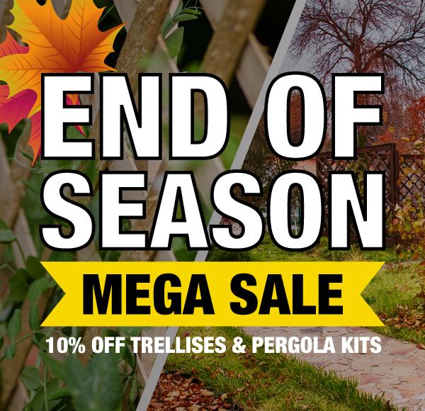 End Of Season Mega Sale
