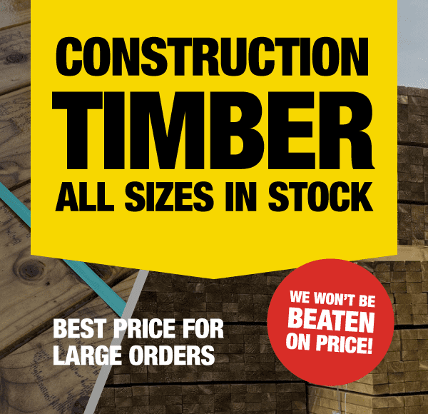 Quality Construction Timber