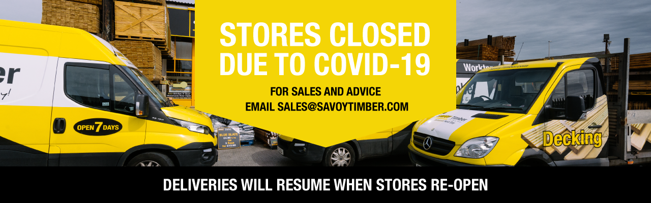 Stores Closed Due To Covid-19
