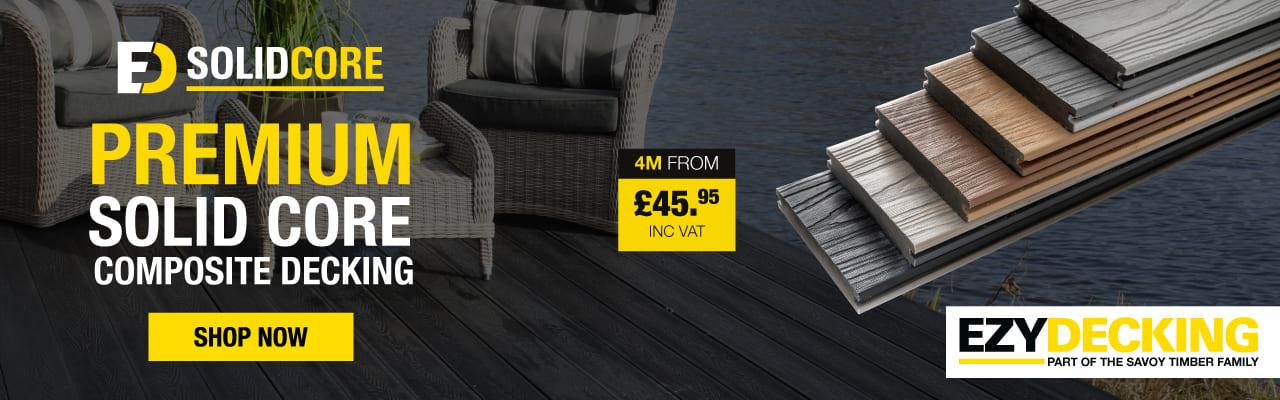 Premium Composite Decking Boards