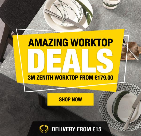 Amazing Worktop Deals