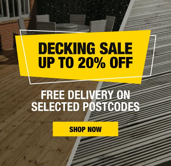 Decking Sale