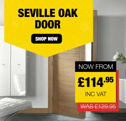 Seville Oak Door