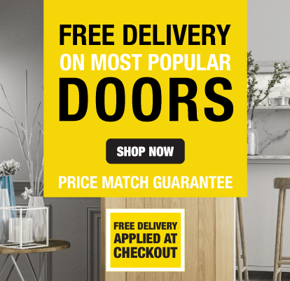 Free Delivery On Most Popular Doors