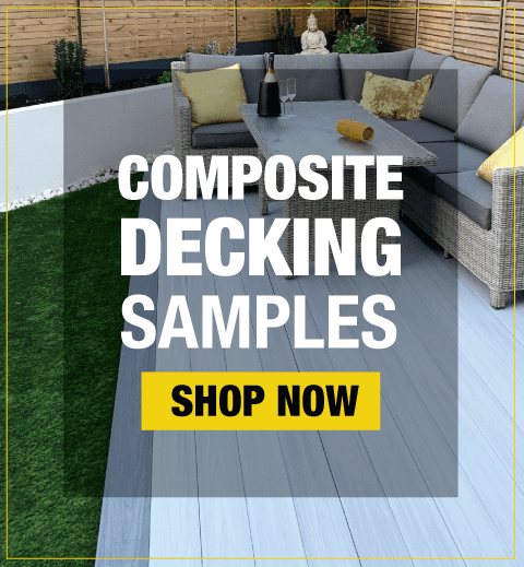 Composite Decking Samples