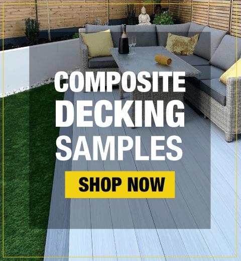 Composite Decking Samples