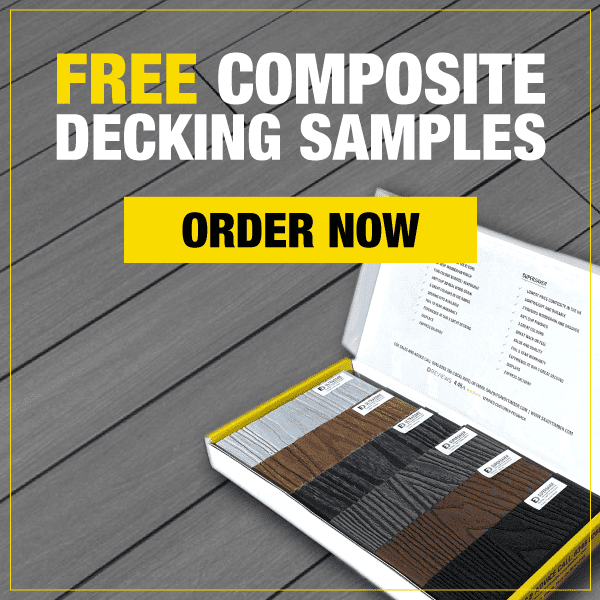 Free Composite Decking Samples