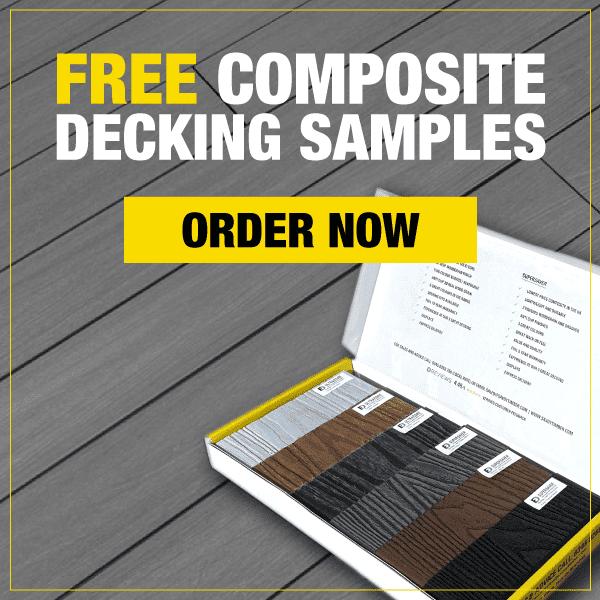 Free Composite Decking Samples