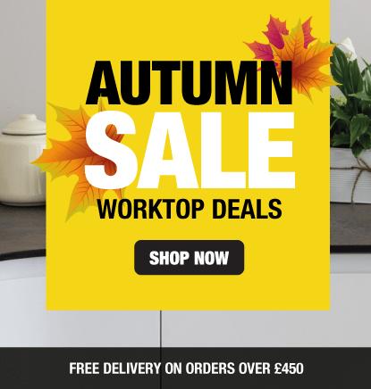 Autumn Sale Worktop Deals