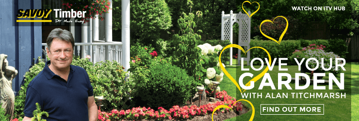 Alan Titchmarsh For Love Your Garden