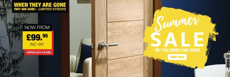Palermo Oak Door