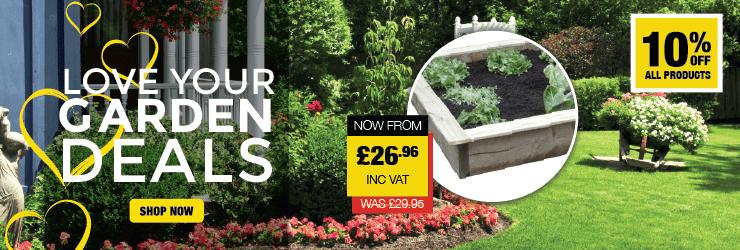 Love Your Garden Deals