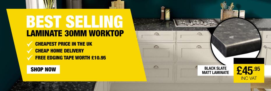 Best Selling Laminate 30MM Worktop