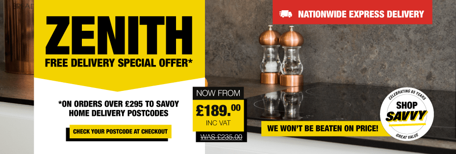 Zenith Free Delivery