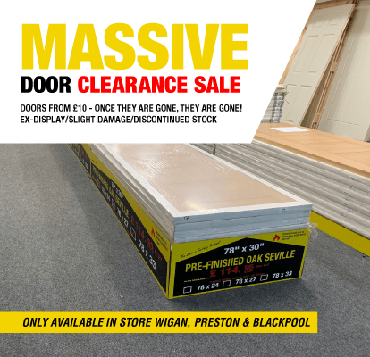 Massive Door Clearance Sale
