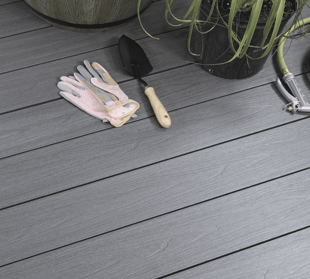 composite decking Engineered to last