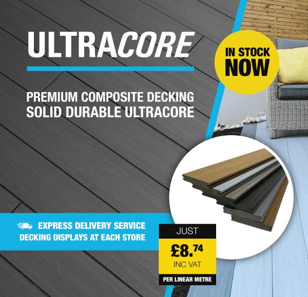 UltraCore Premium Composite Decking