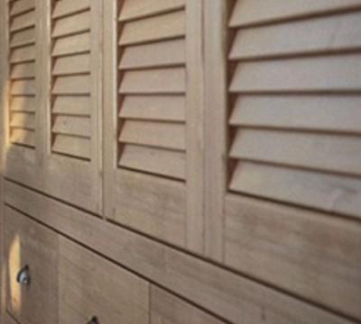 louvre doors