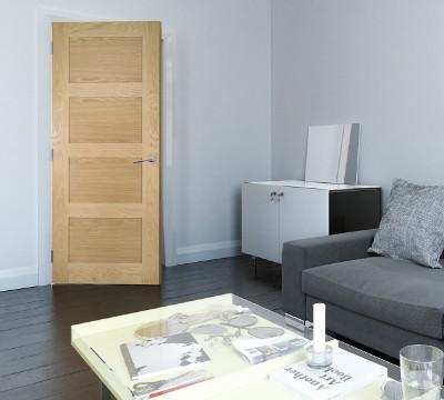 Shaker style doors