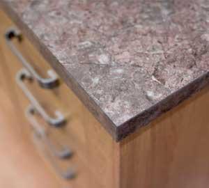 granite effect kitchen worktops