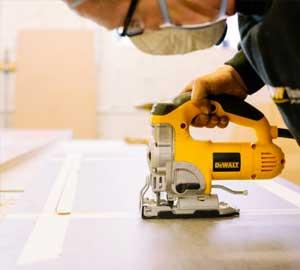 worktop fabrication