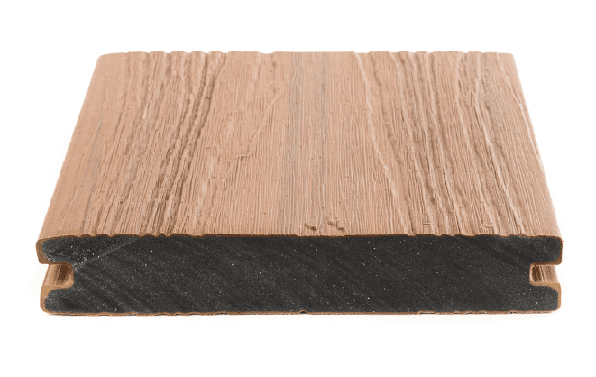 Deluxe Walnut - Composite Decking