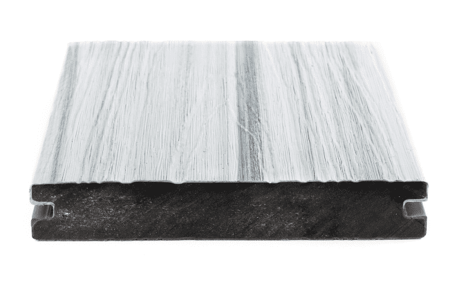 Deluxe Silver Grey - Composite Decking