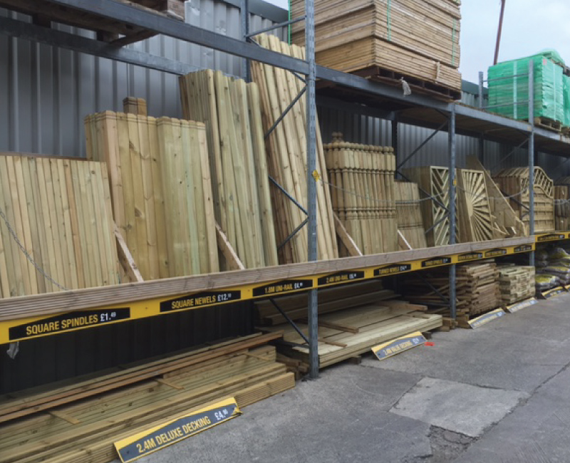 Handrails, Spindles & Panels
