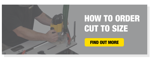 How to order cut to size